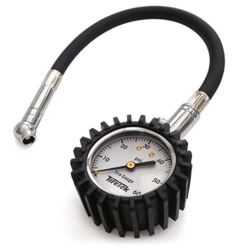 TireTek Flexi Pro Pressure Gauge Motorcycle product image