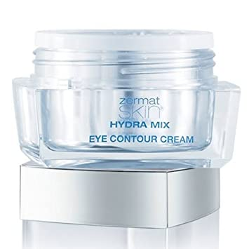 Zermat Skin Hydra Mix Eye Contour Gel Controls Wrinkles and Crows Fet, Para El Contorno