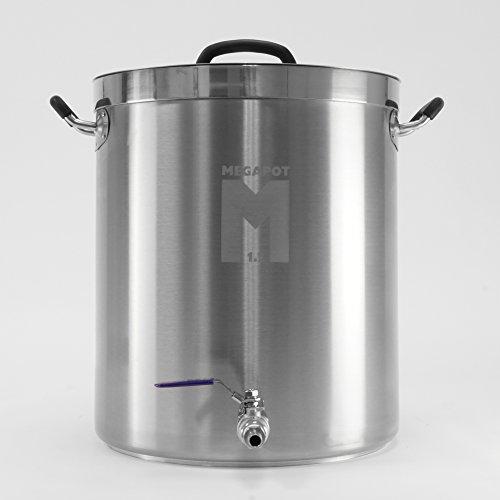 8 gallon boil kettle - 8