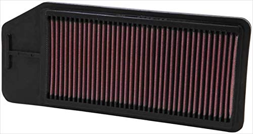 (K&N 33-2276 High Performance Replacement Air Filter)