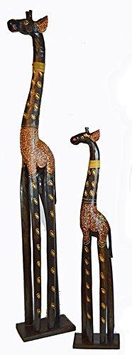 Wooden African Animals - 6