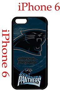Carolina Panthers iPhone 6 Plus 5.5 Case Hard Silicone Case