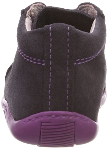 Däumling Timmy Baby Mädchen Sneaker Violett (Turino Pagoda)