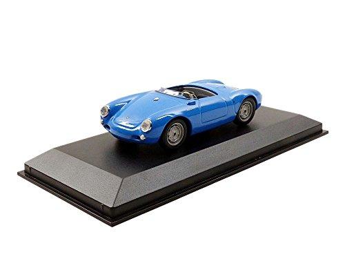 Minichamps 940066031 Maxichamps 1:43 1955 Porsche 550 Spyder-Blue