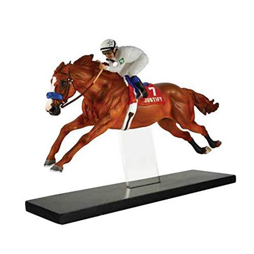 - Breyer Horses Artist Resin Triple Crown Winner Justify
