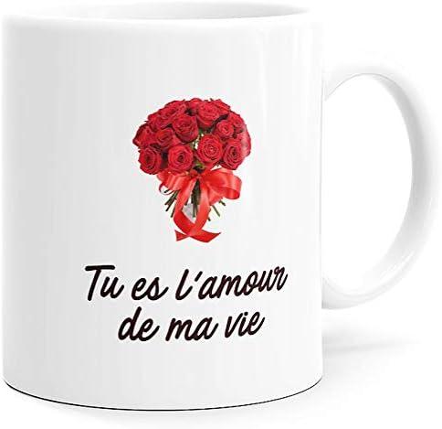 Mug Amour de ma Vie Tasse Mess…