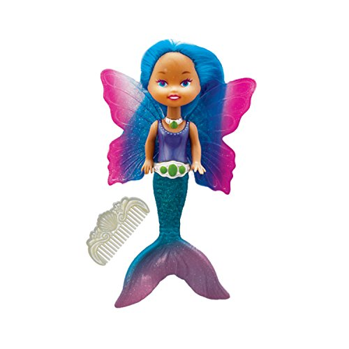 SwimWays Fairy Tails Mermaid Water Doll  -Colors May Vary - Swim Doll