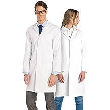 Dr. James Professional Unisex Lab Coat 39 Inch Length