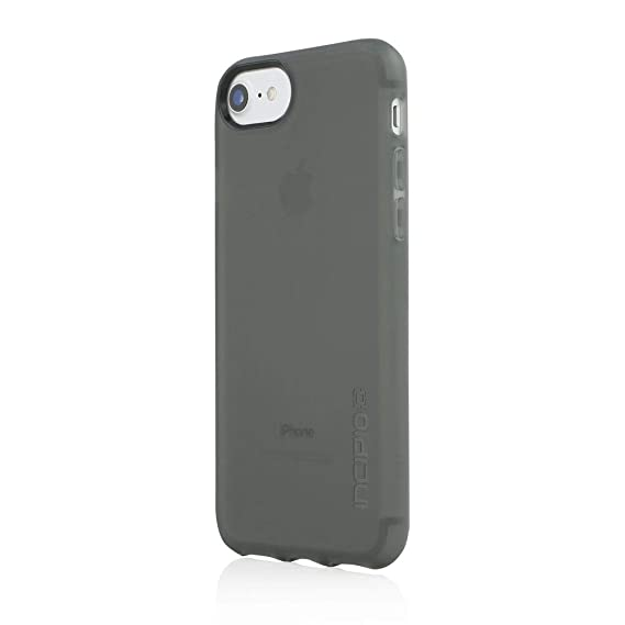 new style eeb28 f8028 Incipio NGP iPhone 8 & iPhone 7/6/6s Case with Translucent, Shock-Absorbing  Polymer Material for iPhone 8 & iPhone 7/6/6s - Gray