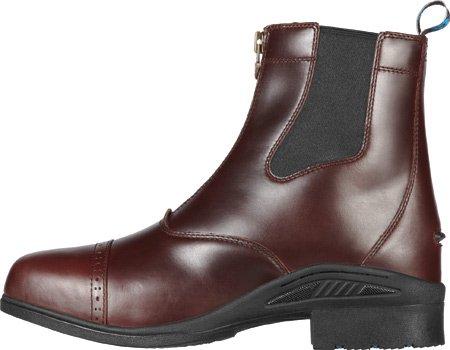 ARIAT Herren Stiefelette DEVON PRO VX mit Reißverschluß vorne Waxed Chocolate Full Grain Leather