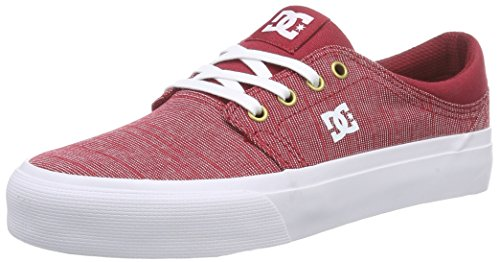 Shoe Low Rot Nwh Femme Trase Shoes J DC Sneaker Top Red Jester TX Se RXTBPq0