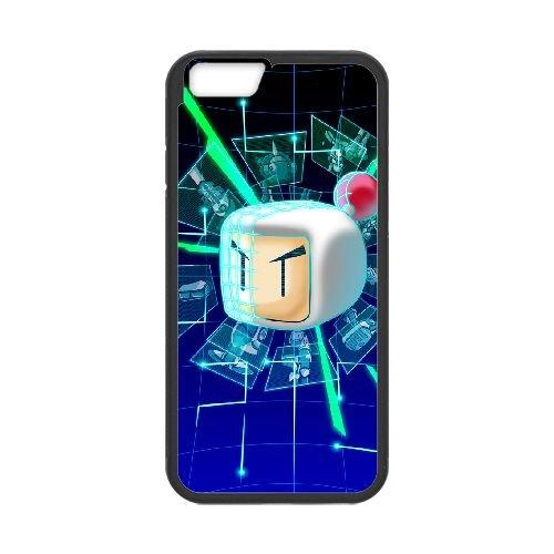 Bomberman DS iPhone 6 Plus 5.5 Inch Cell Phone Case Blackten-087470