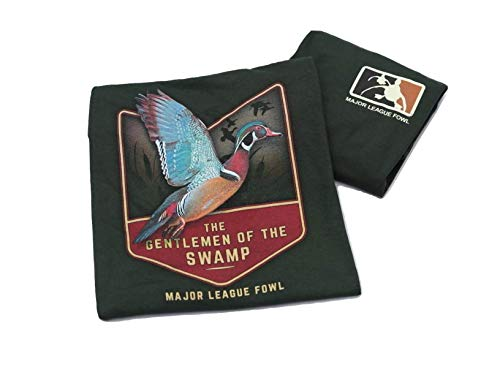 Ducks Limited Edition - Hunting and Fishing Depot Limited Edition Wood Duck | Major League Fowl | Long Sleeve Shirt