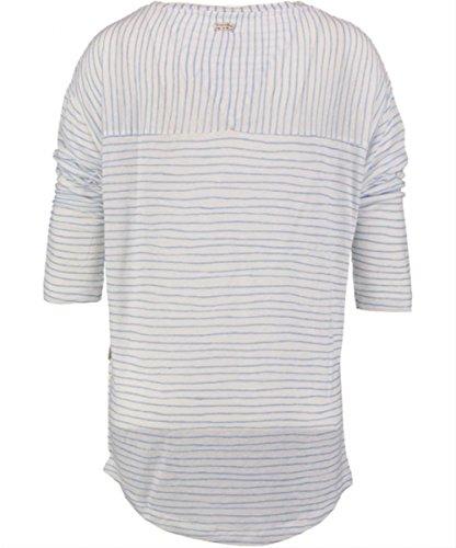 10 camiseta pies Mehrfarbig de multicolor mujer 66Trznw