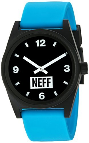 Neff Daily Analog Watches   Quartz Movement Waterproof Watch   Sport Watches For Men   Women