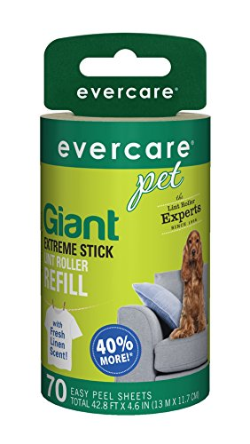 evercare-pet-giant-extreme-stick-lint-70-sheet-roller-refill-with-fresh-linen-scent