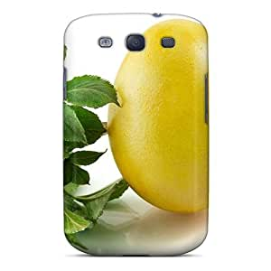 Ifans Galaxy S3 Well-designed Hard Case Cover Easter Egg Yellow Protector