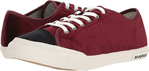 Seavees Womens Army Issue Low Wintertight Midnight Cherry / Black