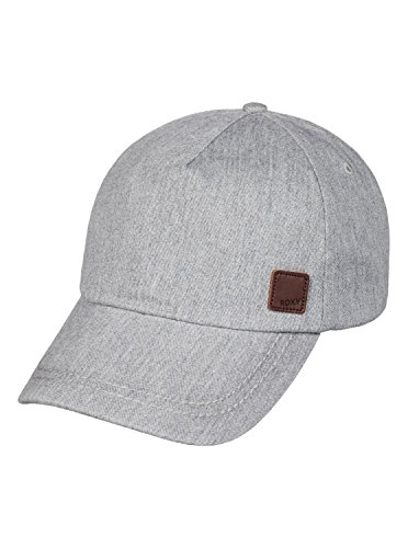 roxy-womens-roxy-extra-innings-a-baseball-hat-women-one-size-grey-heritage-heather-one-size