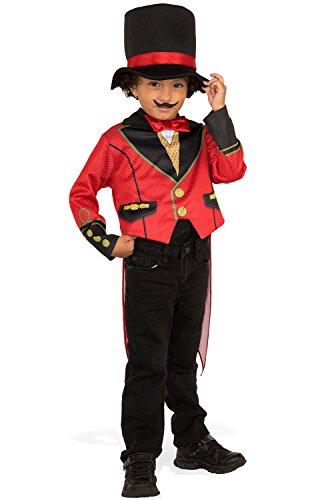 Rubies Costume Child's Ringmaster Costume, Medium, Multicolor