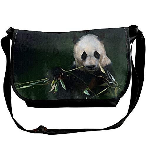 Bag Bag Handbag Black Pandas Shoulder Mens One Bears Travel Fashion Painting Satchel gIfg0q
