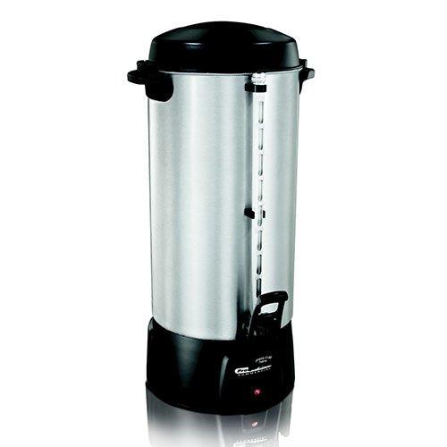 Hamilton Beach 45100R 100 Cup Commercial Coffee Urn Proctor Silex