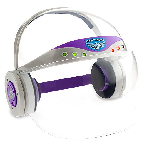 Disney Buzz Lightyear Light-Up Helmet for Kids]()
