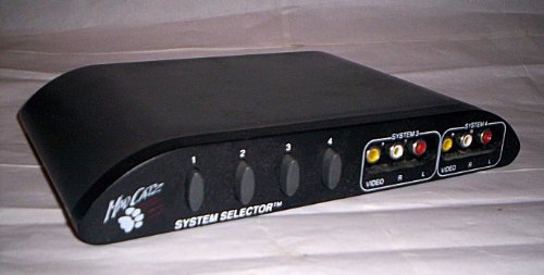 MADCATZ 6112 Universal Game System Selector (MADCATZ 6112) (Selector System Universal)