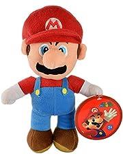 Super Mario (30cm), knuffel, origineel met licentie