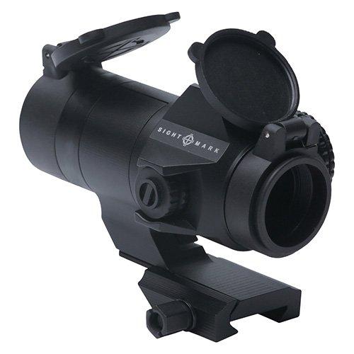 Sightmark SM26040 Element 1x30mm Red Dot Sight, Black