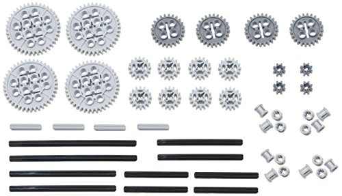 Axle Pack - LEGO Parts and Pieces: Technic Gear and Axle Pack