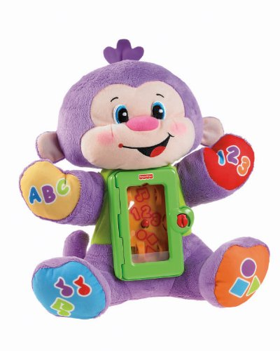fisher price apptivity monkey - 1