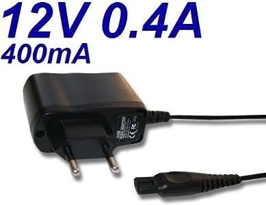 Cargador Corriente 12V Reemplazo Afeitadora Braun Series 3 310 320 ...