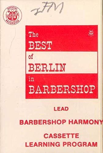 INNSIDERS: The Best of Berlin in Barbershop - #Learning Program Cassette Tape (Shop In Berlin)