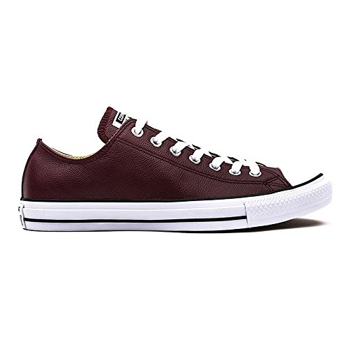 Converse Chuck Taylor All Star Mono Ox, Sneaker unisex adulto Deep Bordeau