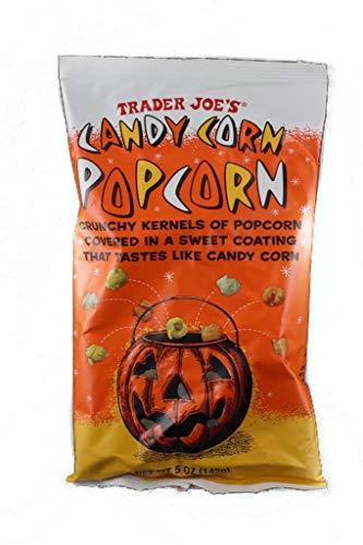 Trader Joe's Candy Corn Popcorn 5 oz -2 ()
