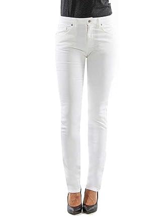 8cf4dd898ac7f Carrera Jeans - Pantalon 752 pour Femme, Style Droit, Couleur Unie, Velours,