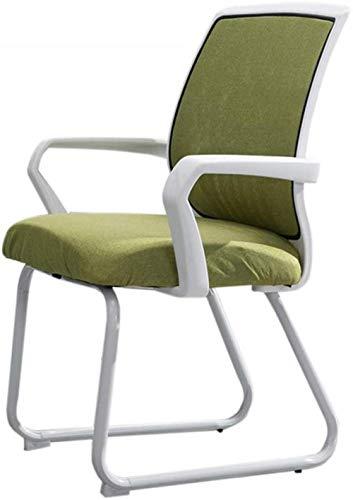 Silla de oficina GCX- Dormitorio silla de escritorio silla de ordenador taburete de entrenamiento en casa estudiantes Comodo