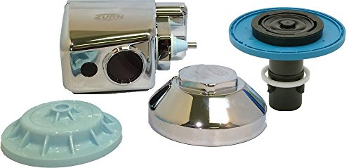 Zurn Zerk-ORK-1.0-CPM E-Z Flush Change-Out Kit for 1.0 gal Urinal with Chrome Metal - Out Kit Change