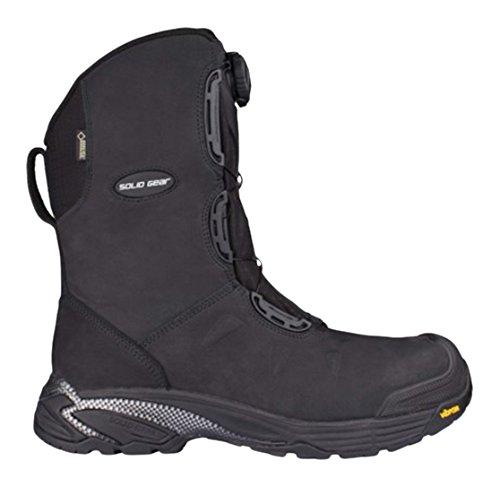 Solid Gear SG8000540 Polar GTX Chaussures de sécurité S3 Taille 40 Noir