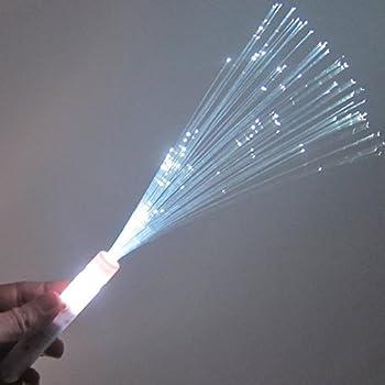 Amazon Com Flashingblinkylights White Light Up Fiber