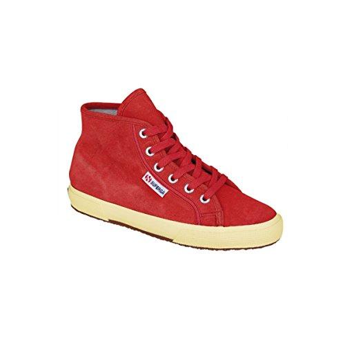 Superga 2095- SUEU S0028C0 - Zapatillas fashion de ante unisex Coral