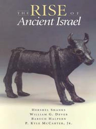 The Rise of Ancient Israel
