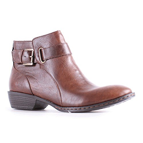 Women's B.O.C., Mcleod Ankle Boot COFFEE 10 M