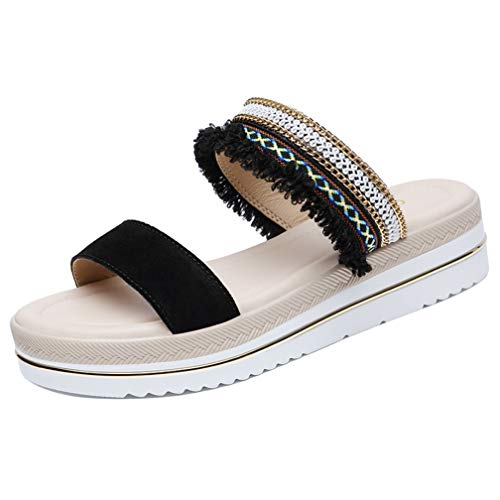30cc5d078ab Moda Altos Mujer Plataforma Selling Suela gray Alto Zapatos Black Sandalias  Tacón Para Gruesa Verano De ...