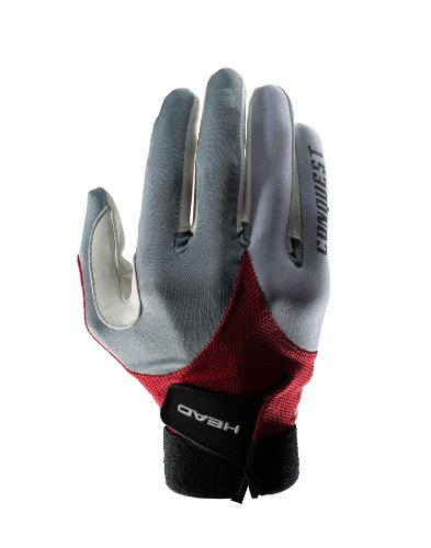 HEAD Conquest Racquetball Glove, Right Hand, X-Large