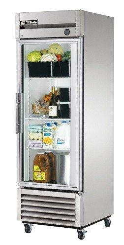 True T-23G-LD 1 Glass Door Reach-In Refrigerator (True Reach In Refrigerator compare prices)