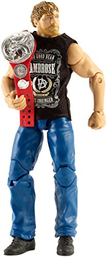 wwe action figure dean - 3