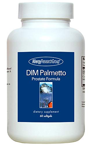 Allergy Research Group - DIM Palmetto Prostate Formula 60 gels (Allergy Research Group Dim)