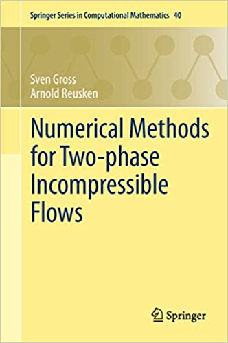Numerical Simulations Of Incompressible Flows